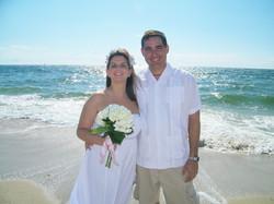 pompano beach wedding marriage sand