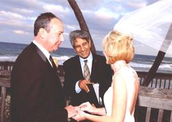deerfield beach outdoor wedding