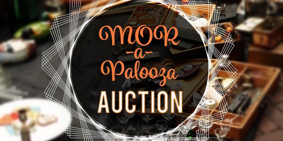 MOR-a-Palooza AUCTION