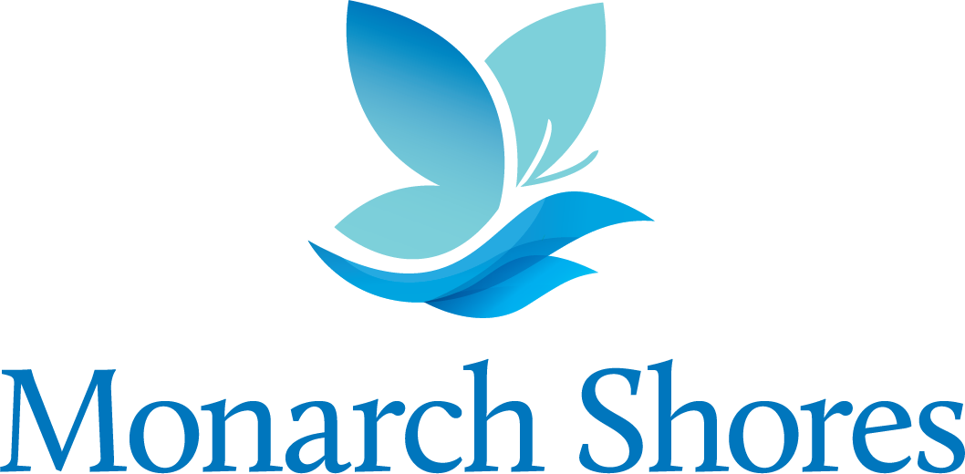 Monarch Shores RGB logo center