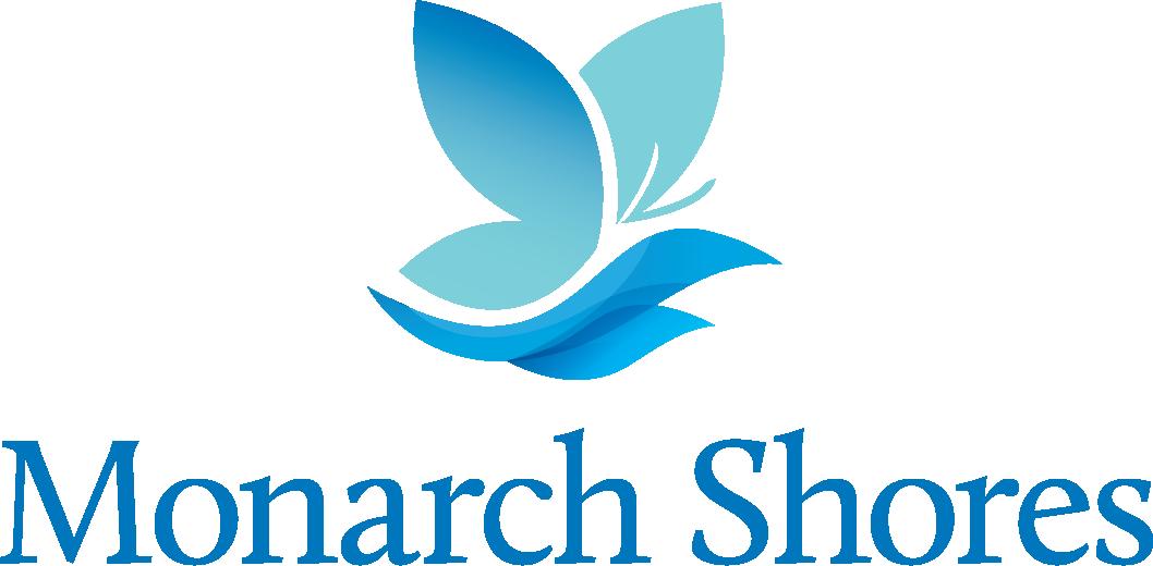 Monarch Shores RGB logo center