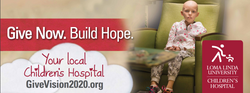 Loma Linda University Children's Hospital Billboard