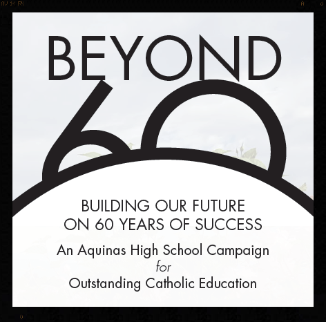 Aquinas Beyond 60 Campaign