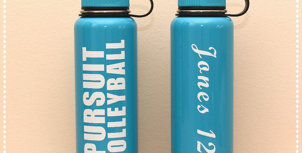 Customized Insulated Stainless Steel Sports Bottle