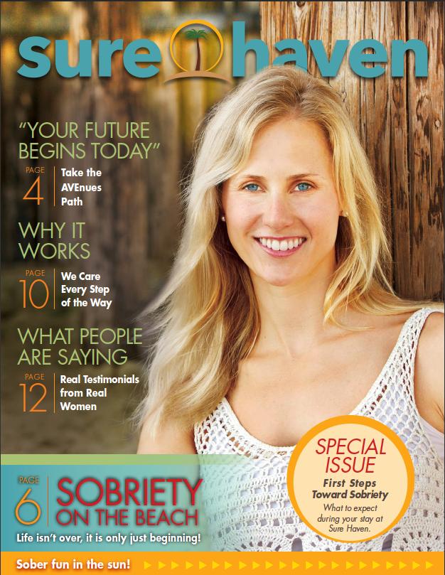 Sure Haven Women's Magazine