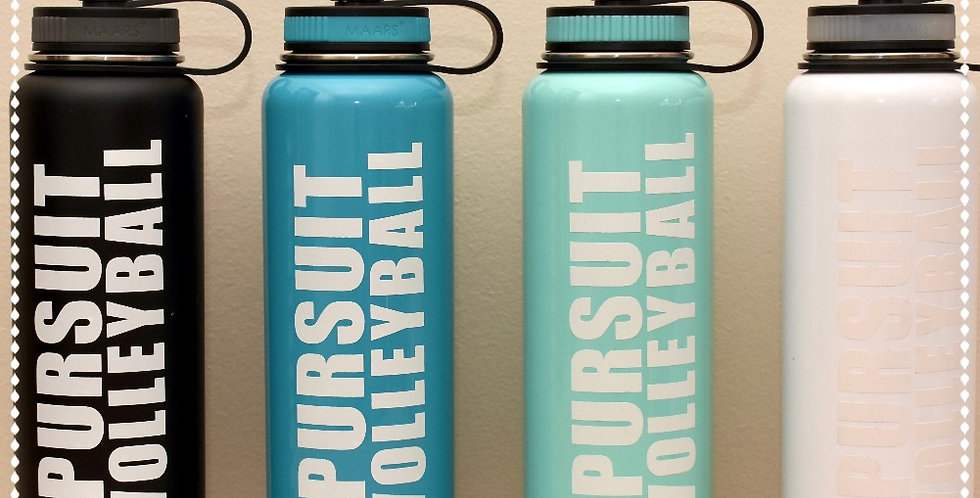 Insulated Stainless Steel Sports Bottle