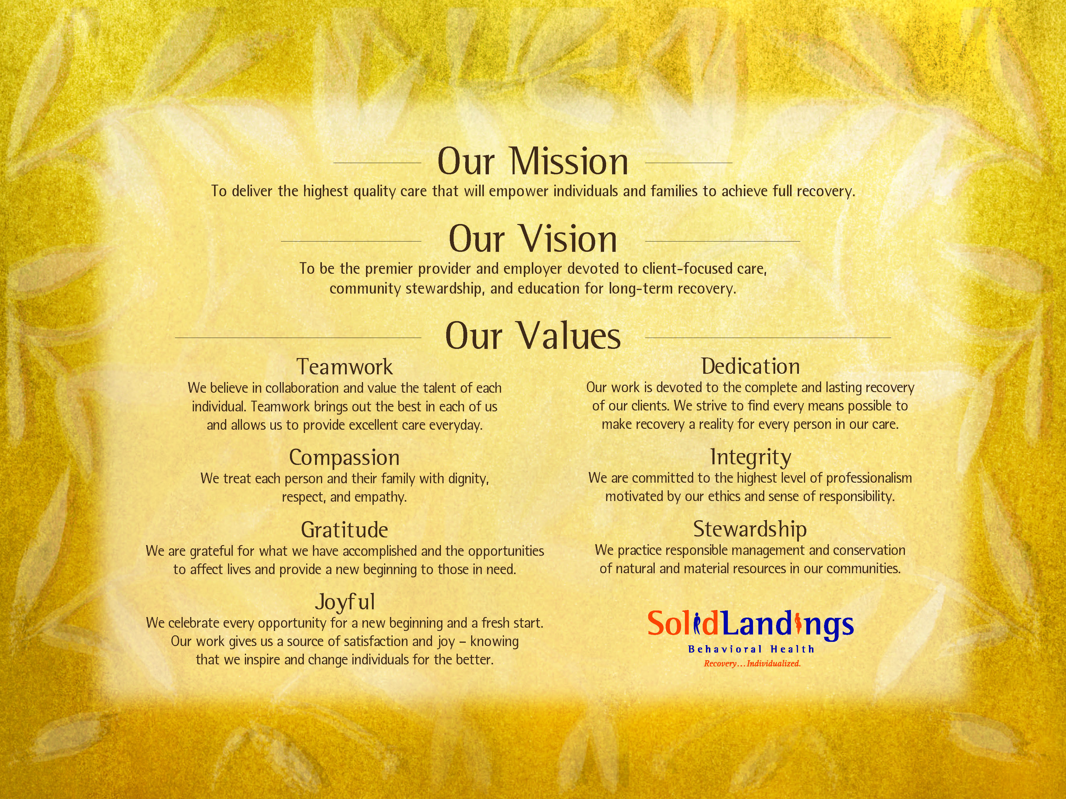 Mission statement certif1