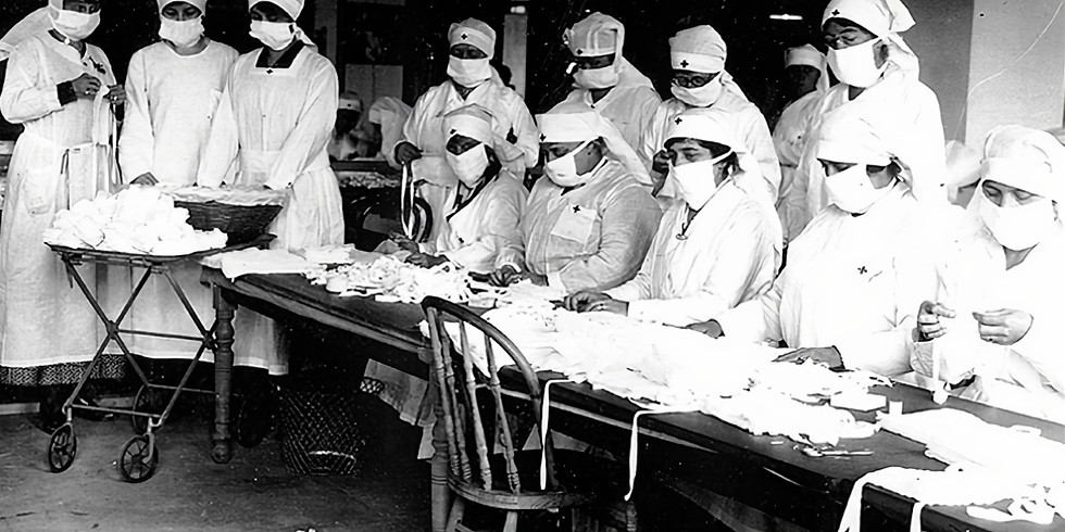 Redlands in the Influenza Pandemic of 1918-1919 - Virtual Presentation