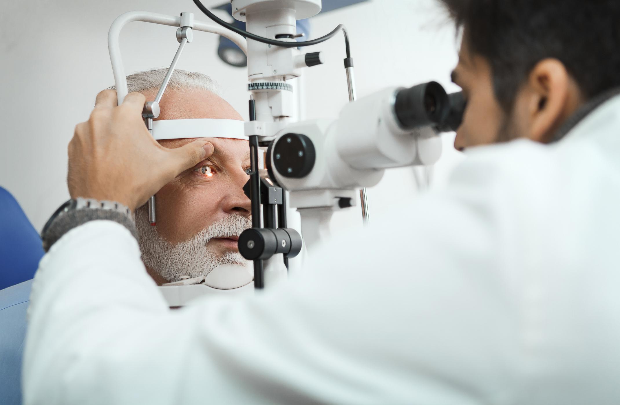 Retina Specialist Exam