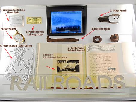 Redlands and Railroads
