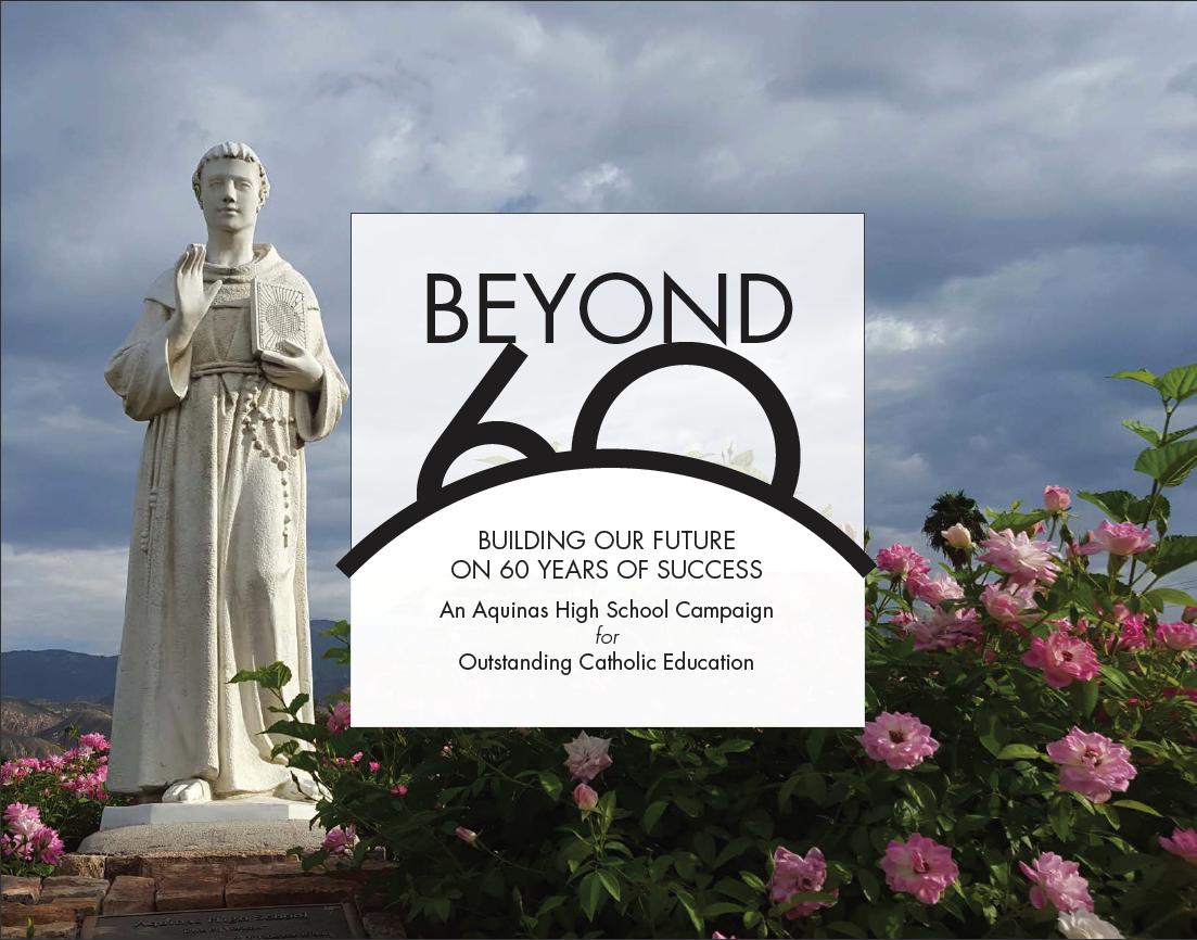 Aquinas High School Campaign - Booklet