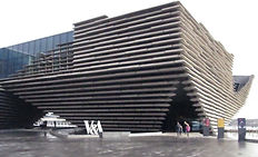 v & a museum of design, dundee