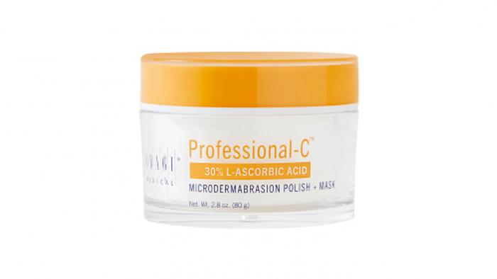 Professional-C Microdermabrasion Polish + Mask