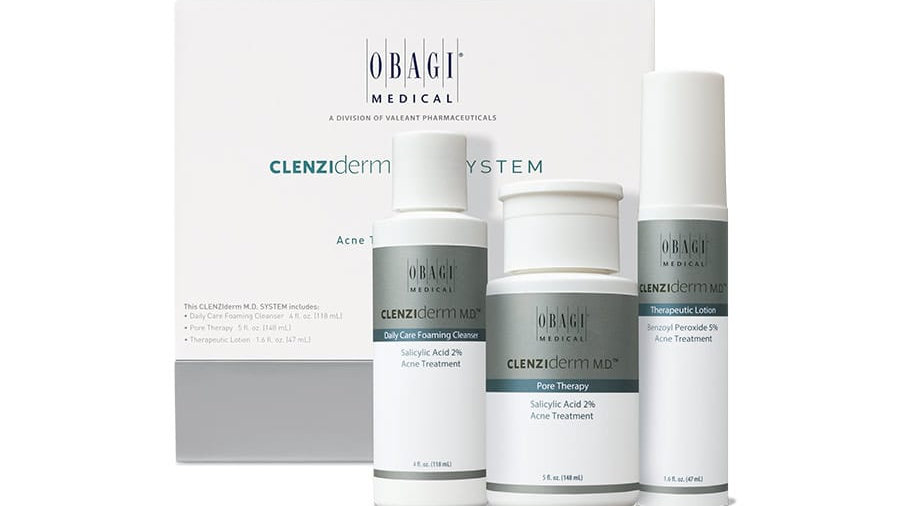 CLENZIderm M.D.™ System