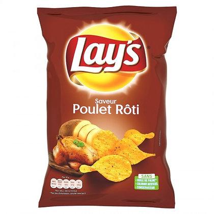Chips Lay's goût Poulet rôti