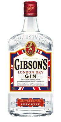 Gin Gibson's 70 cl