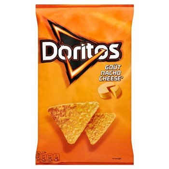 Tortillas Doritos cheese