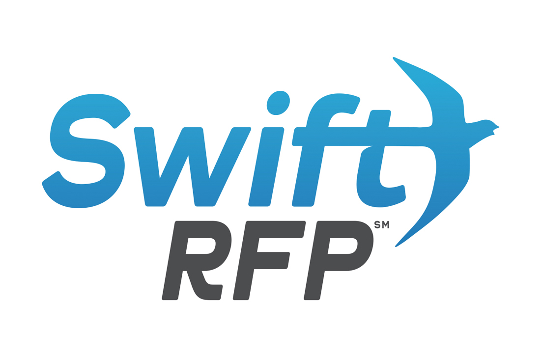 Swift RFP logo design