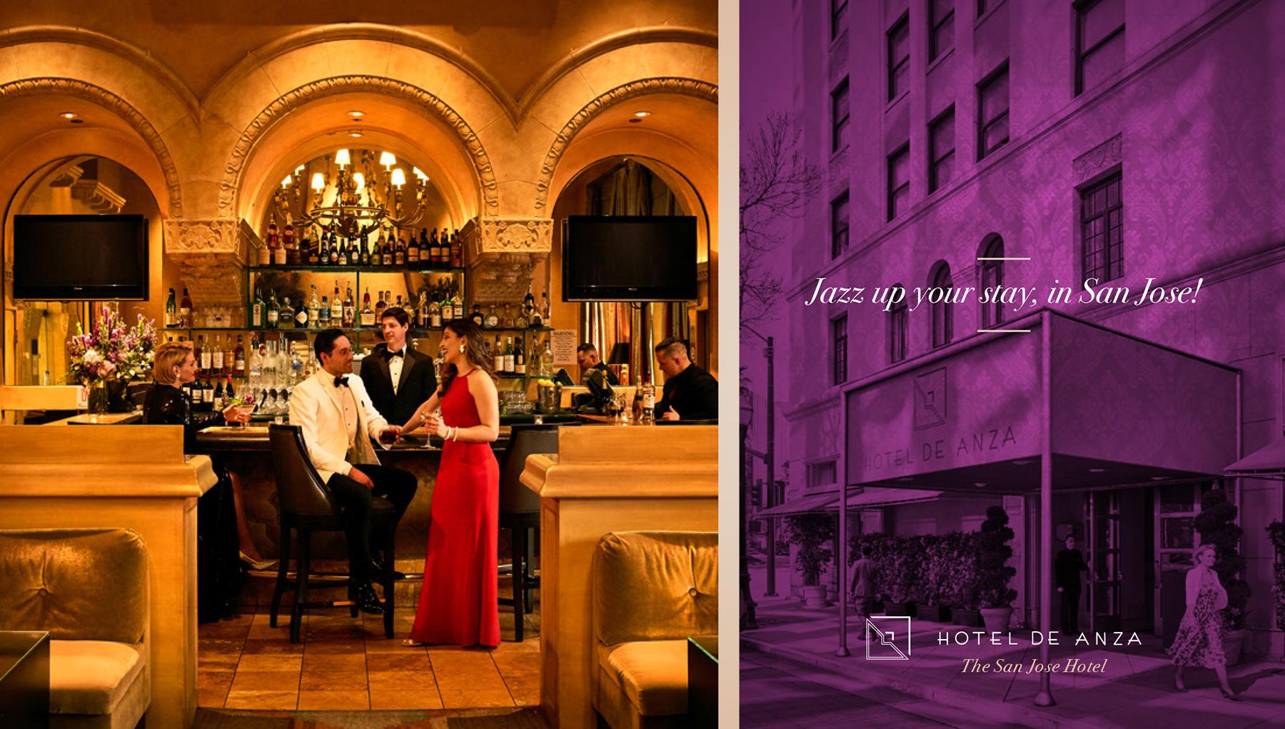 Hotel de Anza Promo
