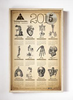 2015 Radiology Associates Calendar
