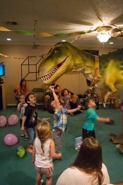 indoor dino party 2