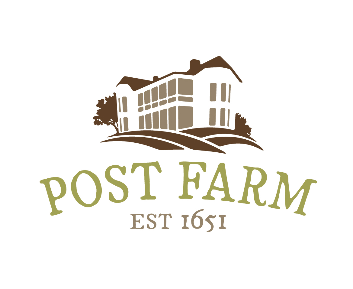 Post Farm logo design