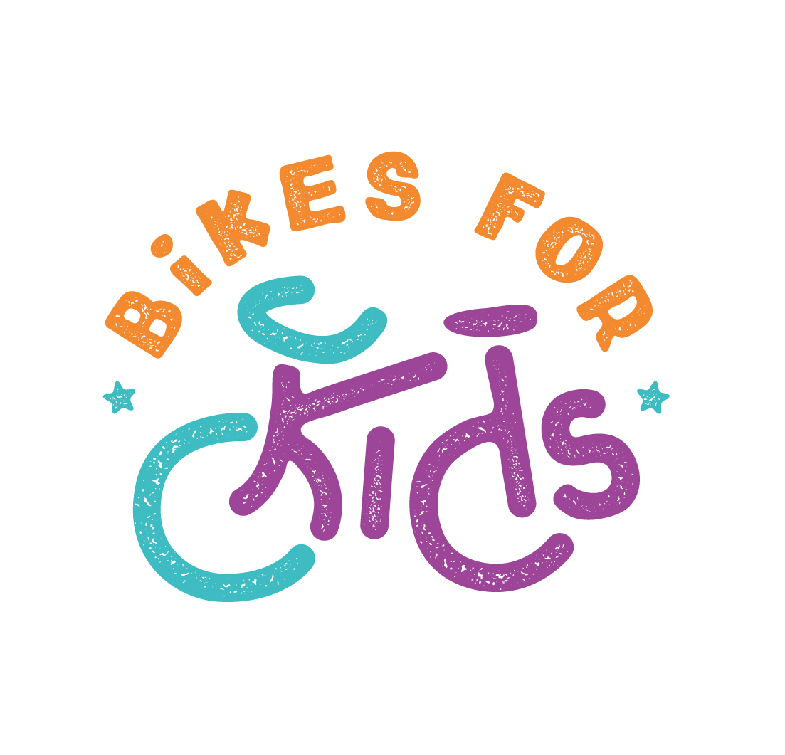 Bikes for Kids logo design