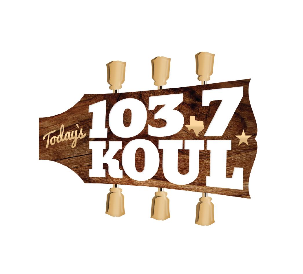 103.7 KOUL Logo Design
