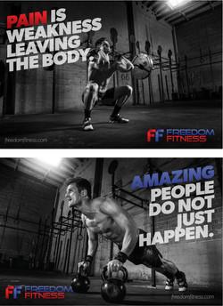 New FF ad concepts