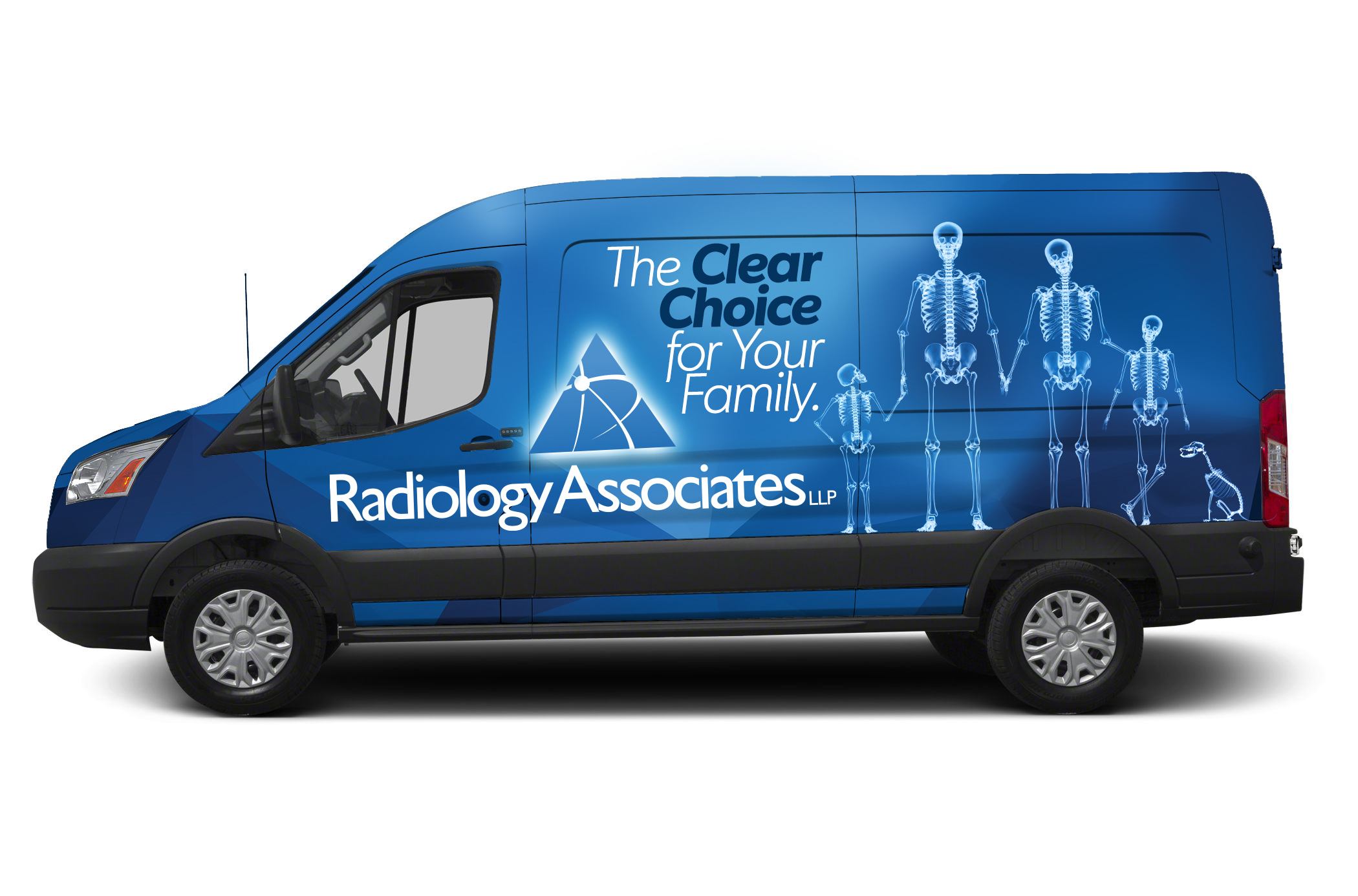 Van Wrap for Radiology Associates