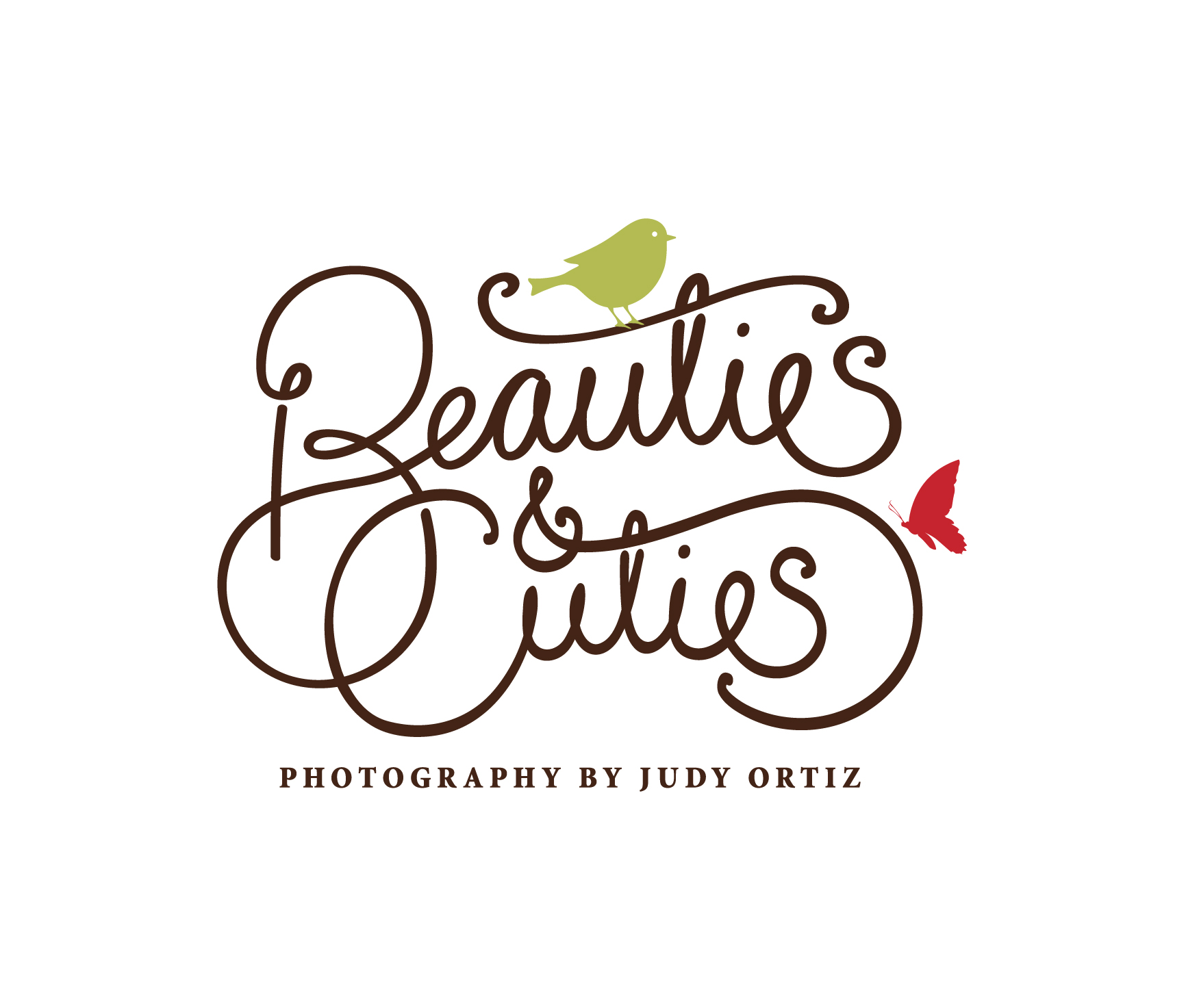 Beauties & Cuties Logo Design