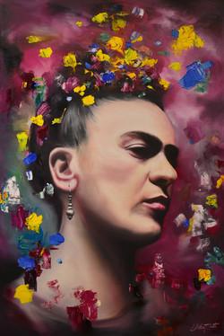 Frida by Gilbert Cantu