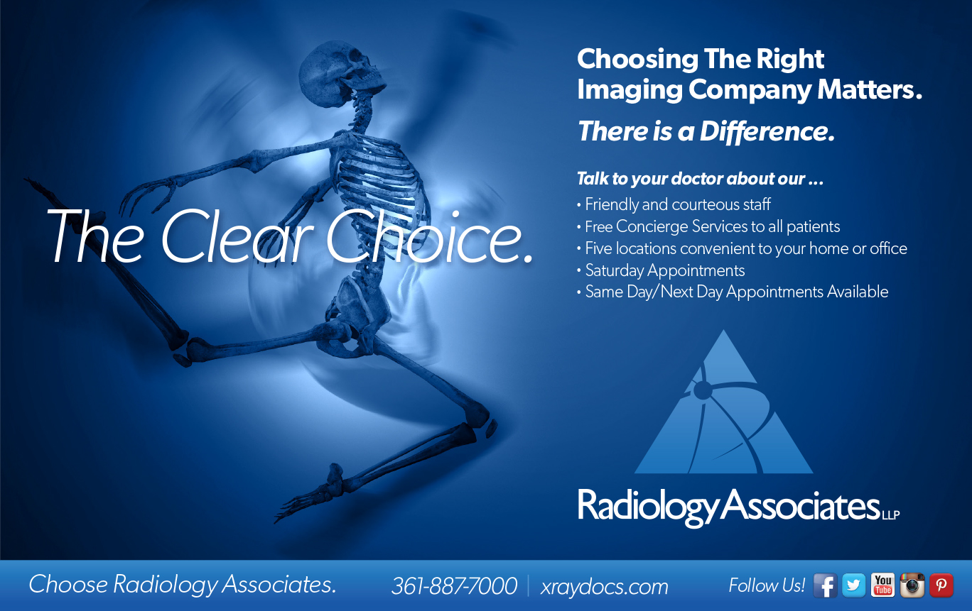 CC Ballet ad - Radiology Associates