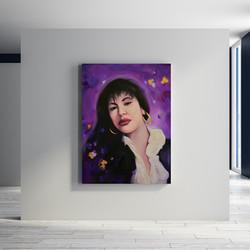 Selena La Reina by Gilbert Cantu med res