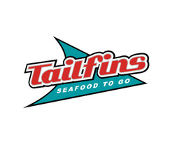 Tailfins Logo Design