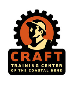 Craft Training Center logo design