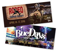 Rodeo CC and Buc Days Brochure