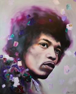Purple Haze by Gilbert Cantu