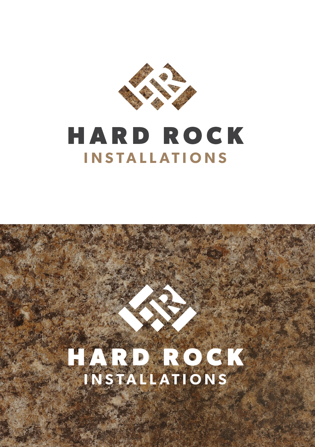 Hard Rock Installations Logo