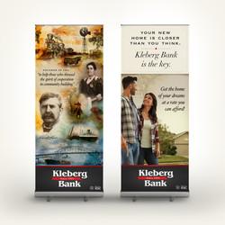 Kleberg Bank Popup banners