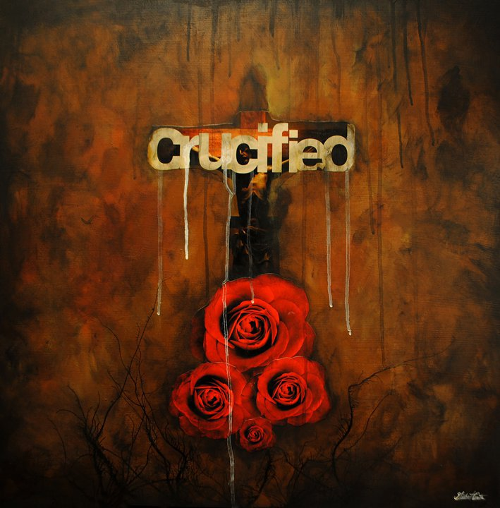 """Crucified"""