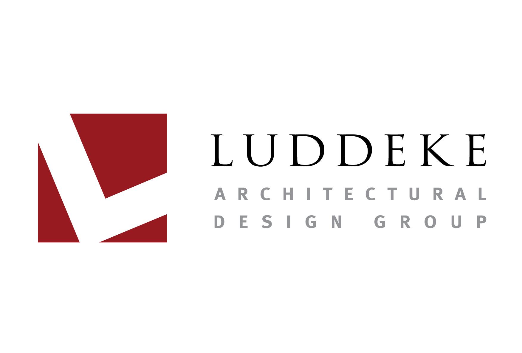 Luddeke Logo Design