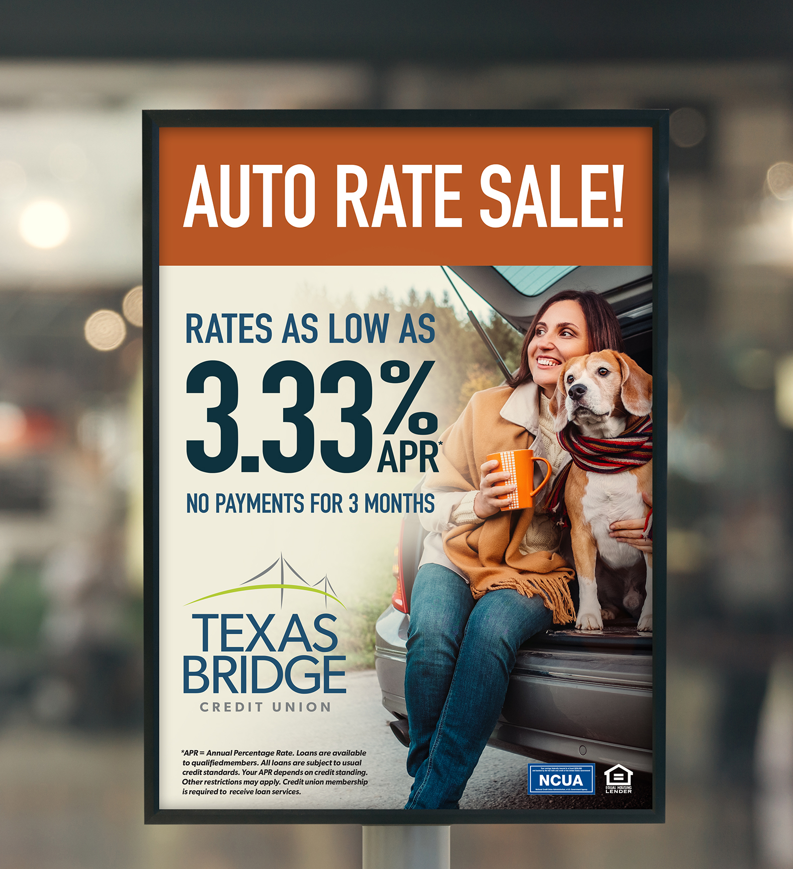 TXBCU Auto Rate Creative