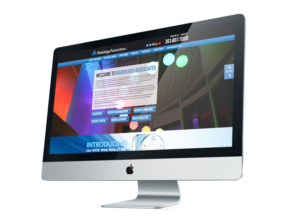 Website Design for xraydocs.com