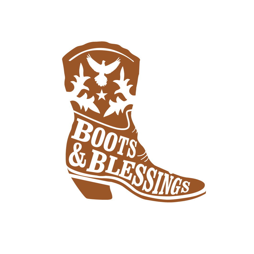 Boots and blessings