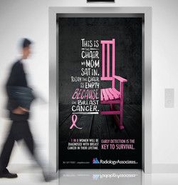 RA Breast Cancer Elevator Wrap