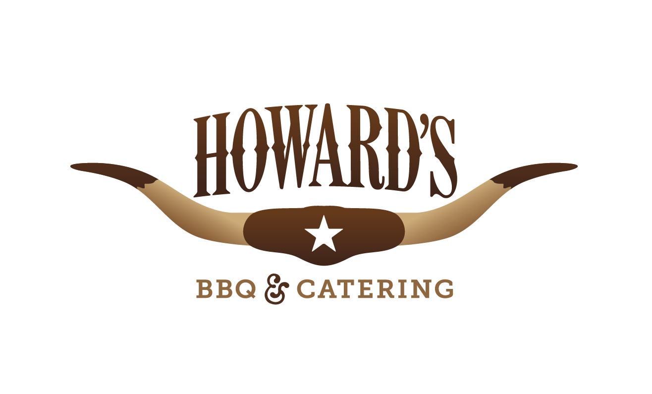 Howard's BBQ Logo Design