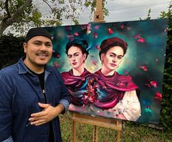 Gilbert Cantu artist 2020