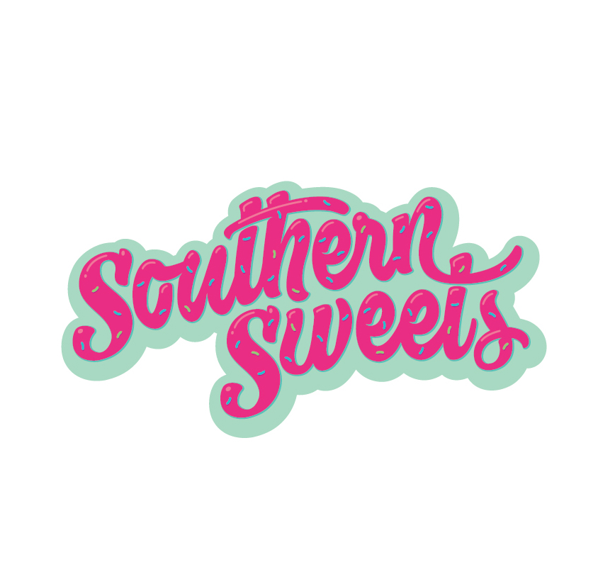 Southern Sweets Logo Design
