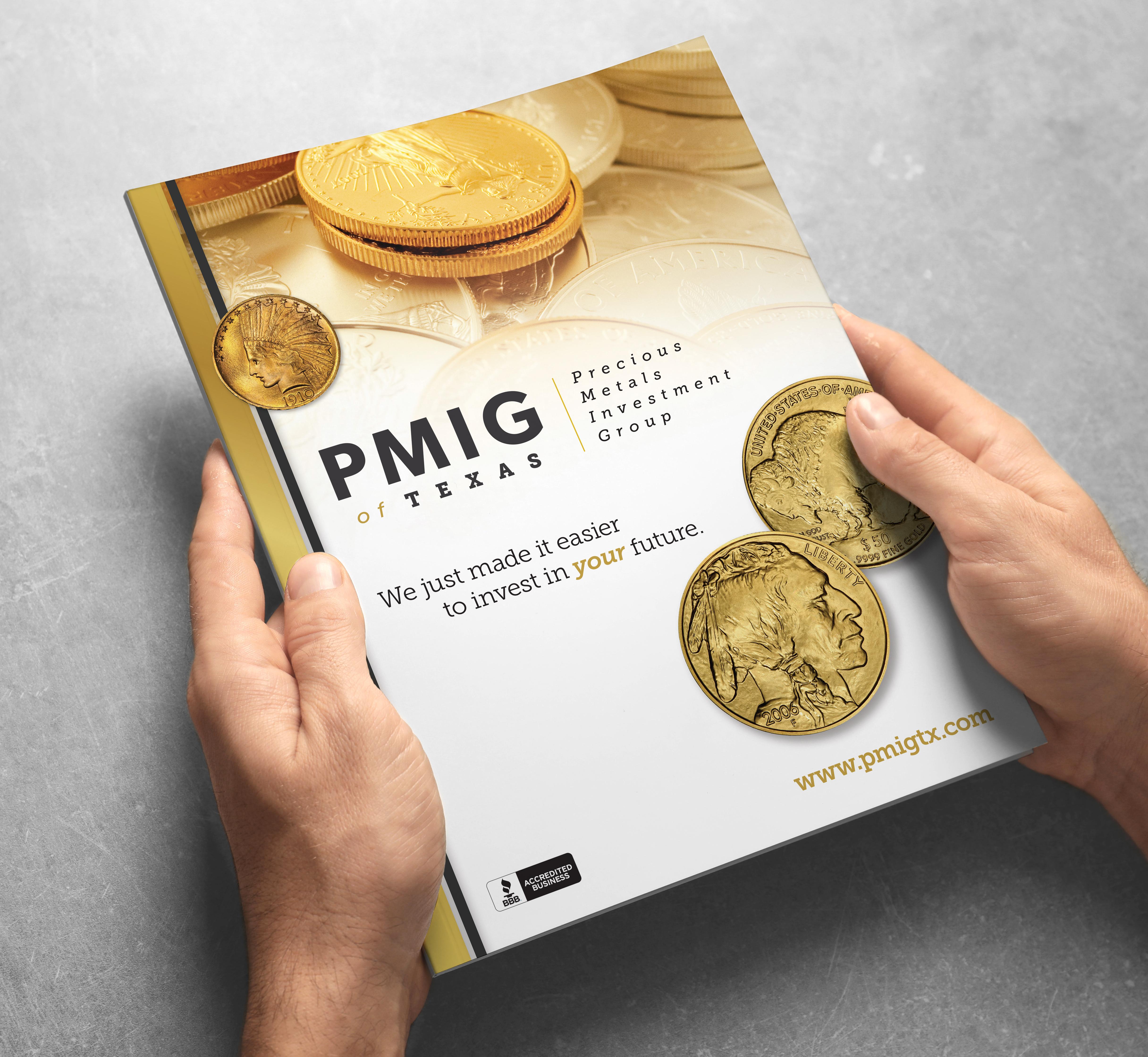 PMIG Brochure Design